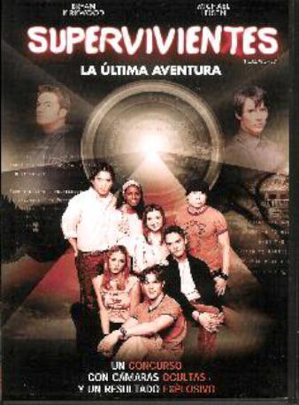SUPERVIVENTES DVDL
