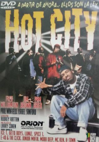 HOT CITY DVD