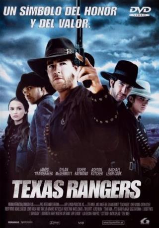 TEXAS RANGERS DVDL