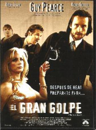 EL GRAN GOLPE DVDL