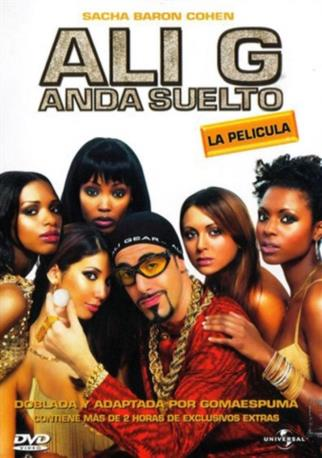 ALI G ANDA SUELTO DVD