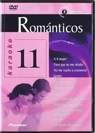 ROMANTICOS VOL 11 DVDK