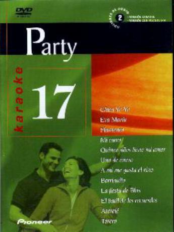 PARTY VOL 17 DVDK