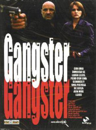 GANGSTER DVD