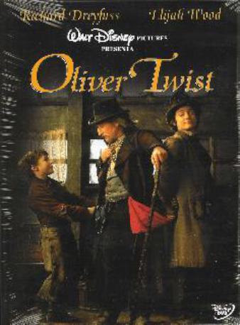 OLIVER TWIST DVD
