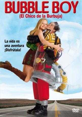 BUBBLE BOY DVD