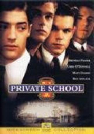 PRIVATE SCHOOL DVD