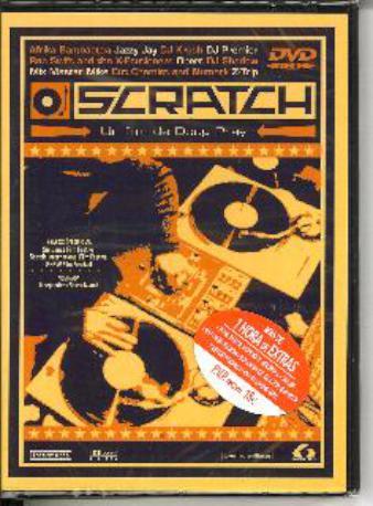 SCRATCH DVD