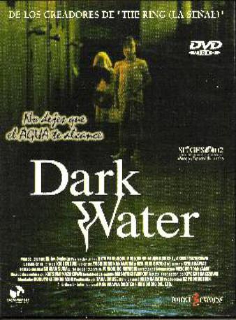 DARK WATER DVDL