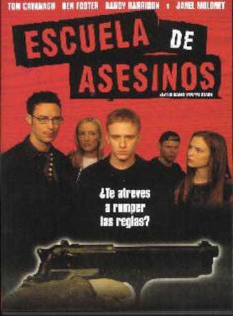 ESCUELA DE ASESINOS DVDL