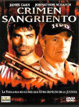CRIMEN SANGRIENTO DVD