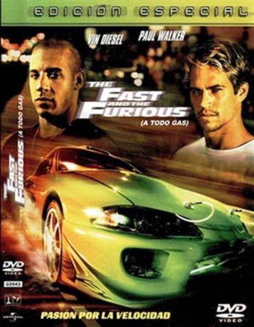 A TODO GAS ED ESP DVD 2MA