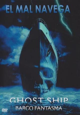 GHOST SHIP DVD 2MA