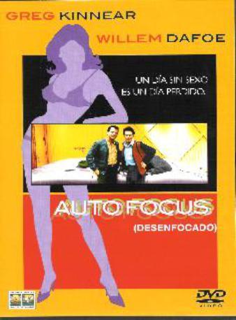 AUTO FOCUS DVD 2MA