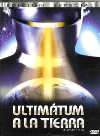 ULTIMATUM A LA TIERRA DVD