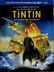 TINTIN BR 3D