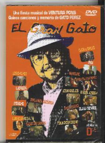 EL GRAN GATO DVD