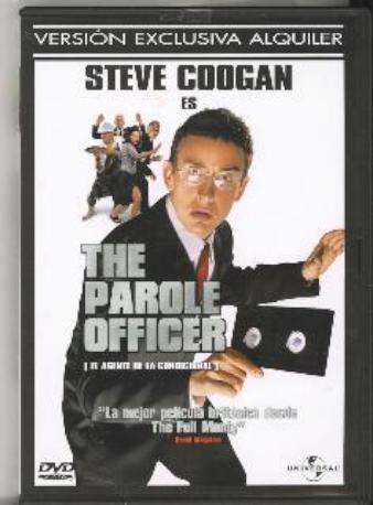 THE PAROLE OFFICER DVDLLO