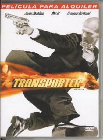 TRANSPORTER DVD LLOGER