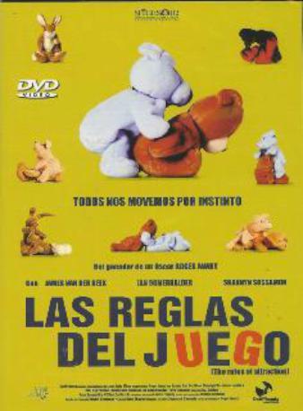 LAS REGLAS DEL JUEGO DVD