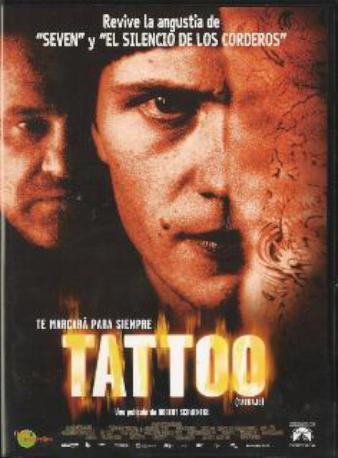 TATTOO DVD LLOGUER