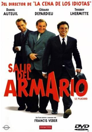 SALIR DEL ARMARIO DVD