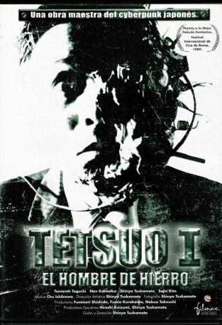 TETSUO I EL HOMBRE DEDVD