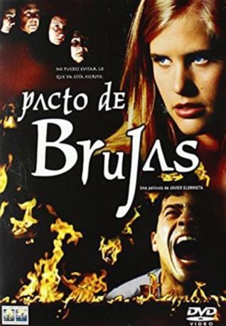 PACTO DE BRUJAS DVD