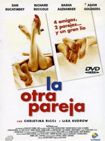 LA OTRA PAREJA DVD LLOGUE