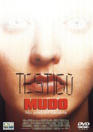 TESTIGO MUDO DVD