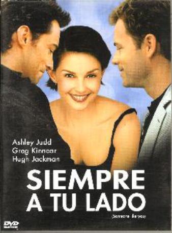 SIEMPRE A TU LADO DVD