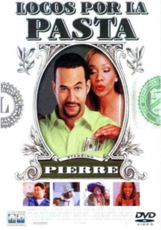 LOCOS POR LA PASTA DVD