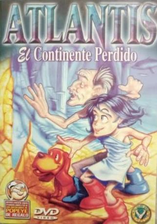 ATLANTIS EL CONTINENTEDVD