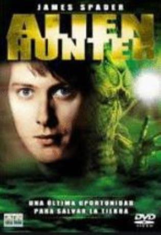 ALIEN HUNTER DVD