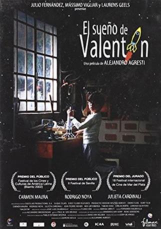 EL SUEÑO DE VALENTINDVD_