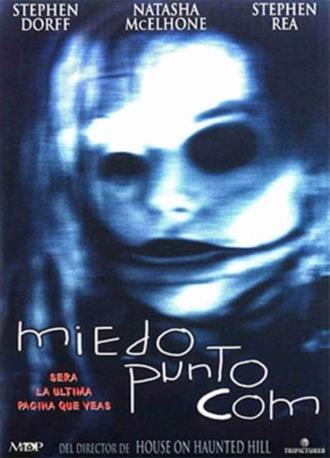 MIEDO PUNTO COM DVD