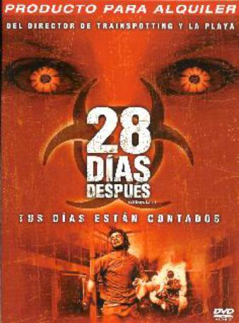 28 DIAS DESPUES DVDL 2M