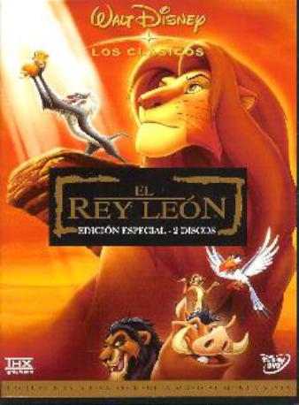EL REY LEON ED ESPECIAL