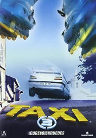 TAXI 3 DVDL 2MA
