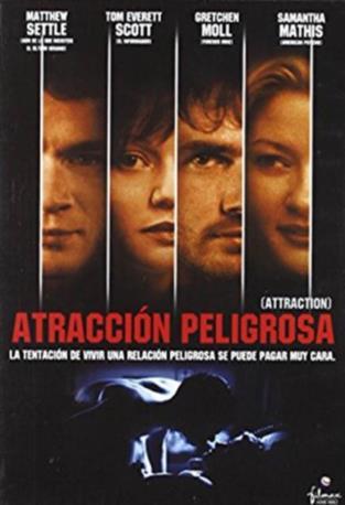 ATRACCION PELIGROSA DVDL