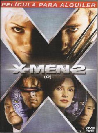 X-MEN 2 LLOGUER