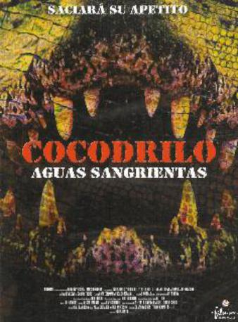 COCODRILO AGUAS SANGRDVDL