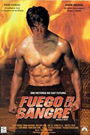 FUEGO EN LA SANGRE DVDL