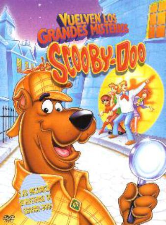 VUELVEN LOS GRANDES M DVD