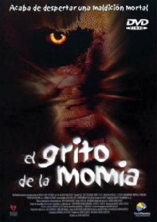 EL GRITO DE LA MOMIADVD 2MA