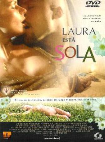 LAURA ESTA SOLA DVD