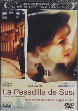 LA PESADILLA DE SUSI DVD
