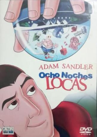 OCHO NOCHES LOCAS DVD