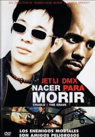 NACER PARA MORIR DVD 2MA