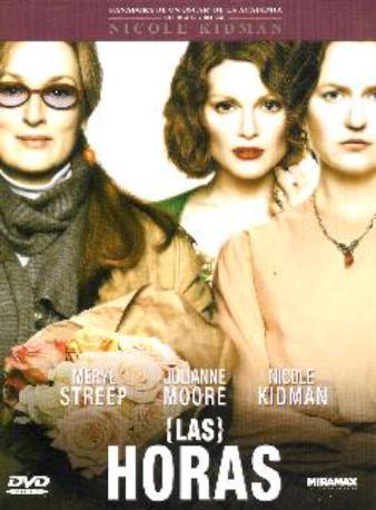 LAS HORAS DVD
